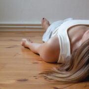 Lying Down - Subversive Savasana