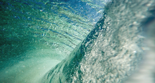 Waving Water
