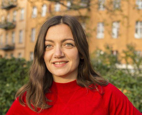 Sarah Baron-Brljevic, zen yoga teacher