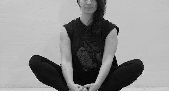 Silvia Maggi, English yoga in Berlin