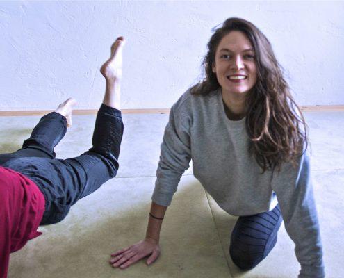 Nadja Tobias Dynamic Mindfulness Yoga Teacher In Berlin