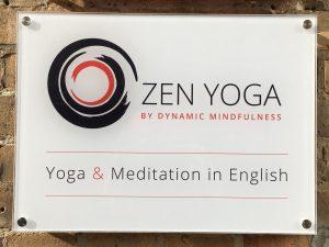 Zen Yoga by Dynamic Mindfulness