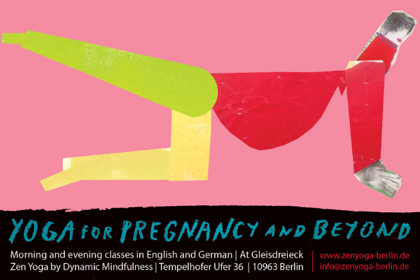 yoga for pregnancy in Berlin