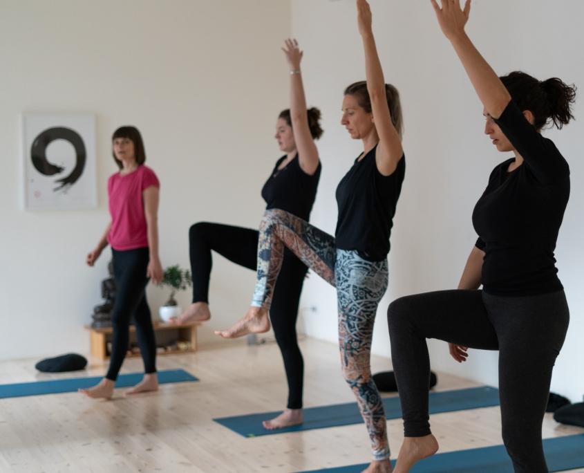 Virtual Yoga Studio Berlin