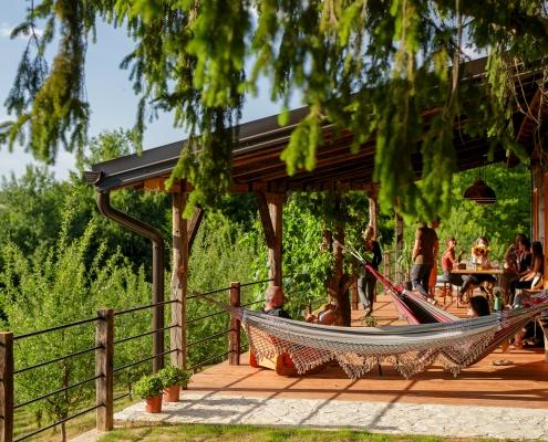 Plitvice Lakes Yoga Retreat with Tatjana